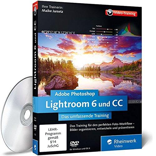 Adobe Photoshop Lightroom 6 und CC : Das umfassende Training [import allemand]