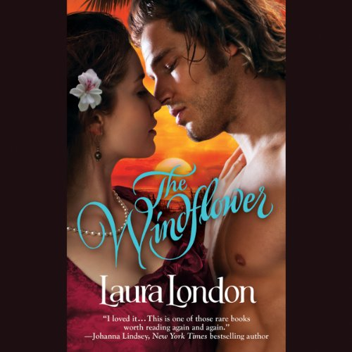 The Windflower audiobook cover art