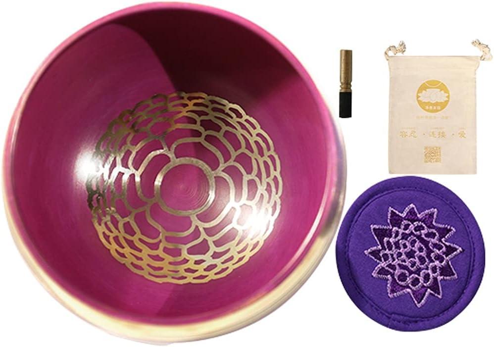 Direct stock discount JOYGOOD Tibetan trust Singing Bowl Handmade Budd Nepalese Set
