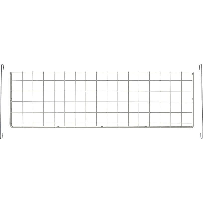 十二奨励します博覧会TRUSCO(トラスコ) メッシュ棚板(ステー付)900X260 ネオグレー TMT-900-NG