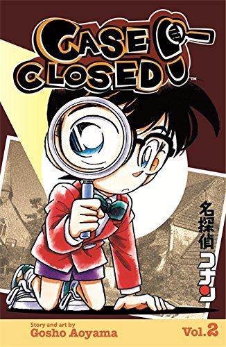 Case Closed Volume 2