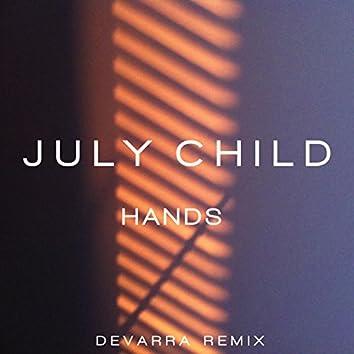 Hands (Devarra Remix) [feat. Devarra]