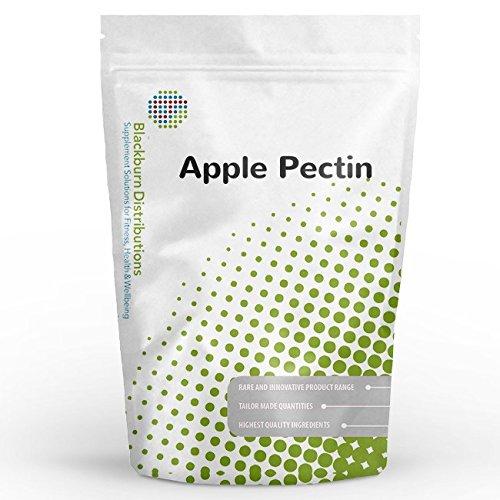 Polvo de pectina de manzana 100% puro, 100 g