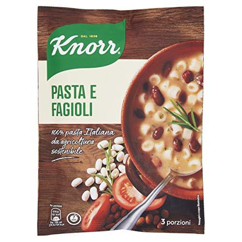 Knorr Segreti della Nonna Pasta e Fagioli Golosa, 182g