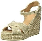 Castañer BROMELIA, Zapatillas Mujer, Oro Claro, 37 EU