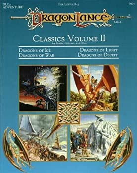 DLC2 Dragonlance Classics Volume II - Book  of the Dragonlance Classics DLC1