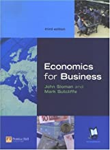 Economics for Business by John Sloman (2004-02-28)