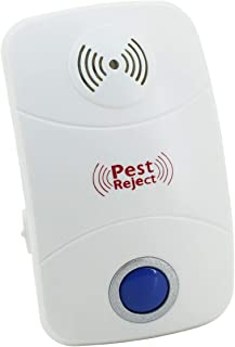 Ultrasonic household electromagnetic wave mosquito Pest Control repellent repeller smasher powerful potent insect repeller