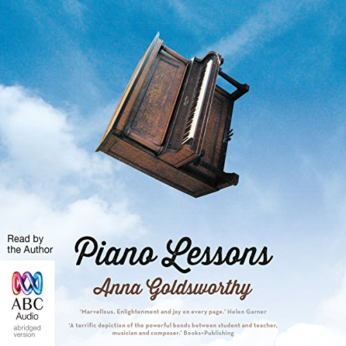 Piano Lessons audiobook cover art