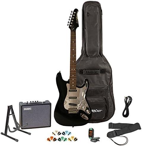 Top 10 Best electric guitar black