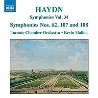Symphonies Nos. 62 107 & 108