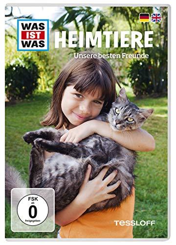 Was Ist Was DVD Heimtiere. Unsere besten Freunde