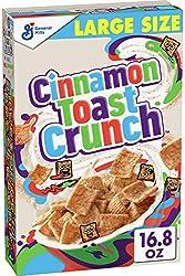 Cinnamon Toast Crunch, Cereal with Whole Grain, 16.8 oz