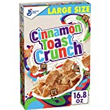 Cinnamon Toast Crunch, Breakfast Cereal with Whole Grain, 16.8 oz