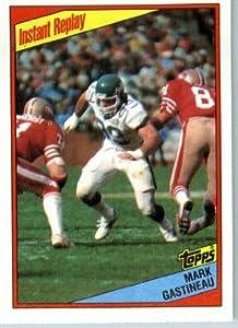 1984 Topps Football Card #147 Mark Gastineau