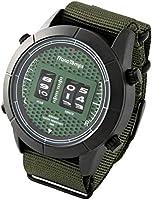 [フランテンプス] FrancTemps COCKPIT 腕時計 コクピット ウォッチ メンズ ローラー式 回転式 メンズウォッチ