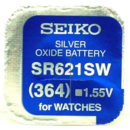 Orologio Seiko display cinturino e quadrante 364-01B