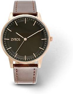 Zyros Dress Watch for Men, Quartz, Z9017M100702