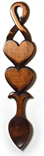 Your Heart & Mine Love Spoon - Free Engraving of Names & Date