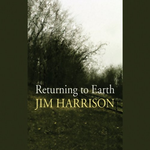 Returning to Earth audiobook cover art