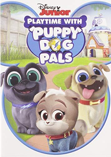 Puppy Dog Pals: Playtime With Puppy Dog Pals