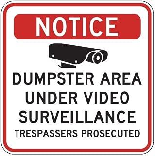 Best designer surveillance signs Reviews