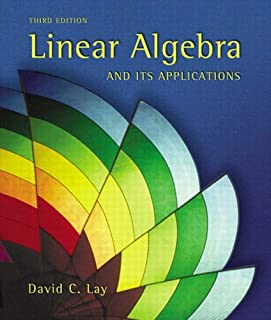 Linear Algebra and Its Applications with Calculus Student Solution Manual Package