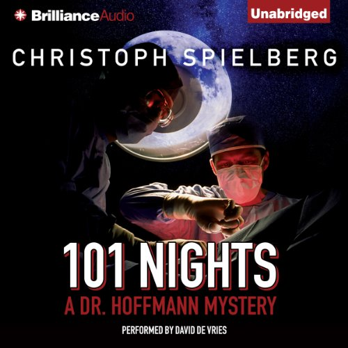 101 Nights audiobook cover art