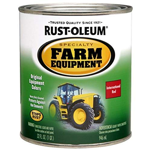 Rust-Oleum 7466502 Specialty Farm Equipment...