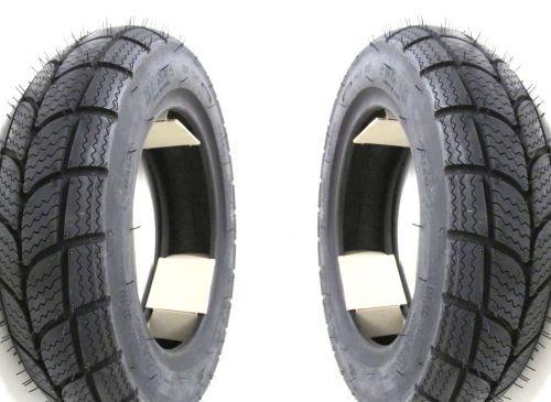 Roller Winter Reifen Satz Kenda K701 Allwetter 3.50-10 56L M+S Winterreifen
