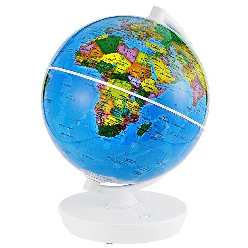 Oregon Scientific OSSG101R Globus, weiß