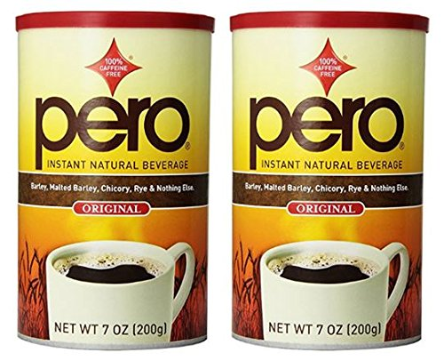 Pero Instant Beverage, 7 Ounce (Pack of 2)