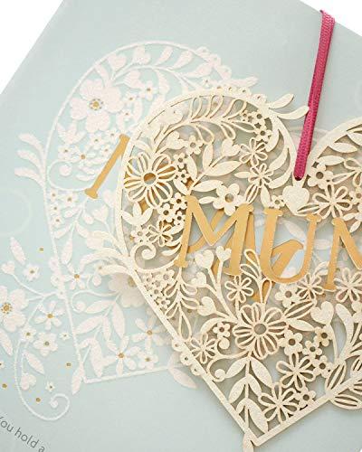 Mum Birthday Card - Birthday Card for Her - Birthday Card with Lovely Sentimental Verse