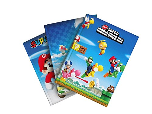 Diario Scuola Super Mario Bros