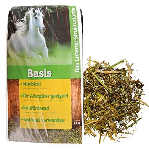 marstall Premium-Pferdefutter Basis, 1er Pack (1 x 20 kilograms)
