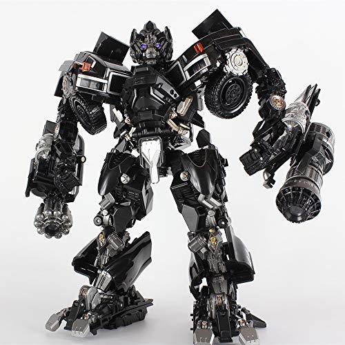 BMB Transformation Robot KO Verison Weaponeer LS09 Expert Ironhide Vehicles Alloy Truck Mode Action Figure Toys