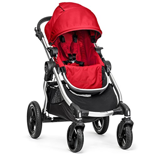 Baby Jogeer Poussette City Select Ruby
