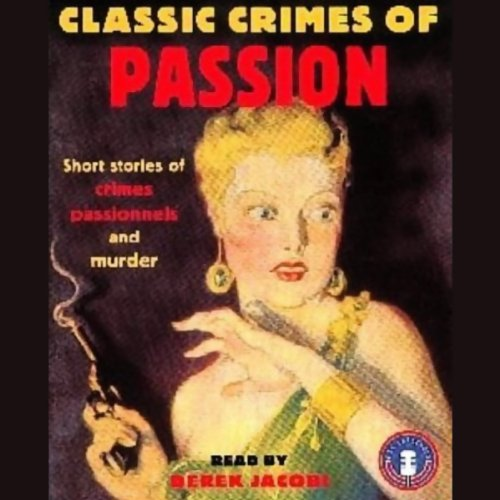 Classic Crimes of Passion cover art