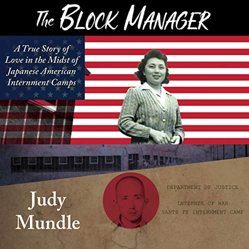 The Block Manager Audiobook By Judy Mundle cover art