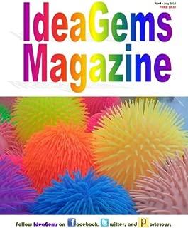 IdeaGems Magazine Spring Issue 2012