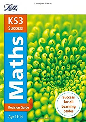 KS3 Maths: Revision Guide (Letts KS3 Revision Success - New Curriculum) by Letts KS3 (2014-06-13) by Letts