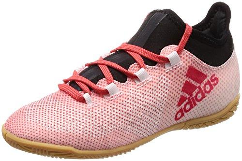 Adidas X Tango 17.3 In J, Zapatillas de fútbol Sala Unisex niño, Gris (Gris/Correa/Negbas 000), 37 1/3 EU