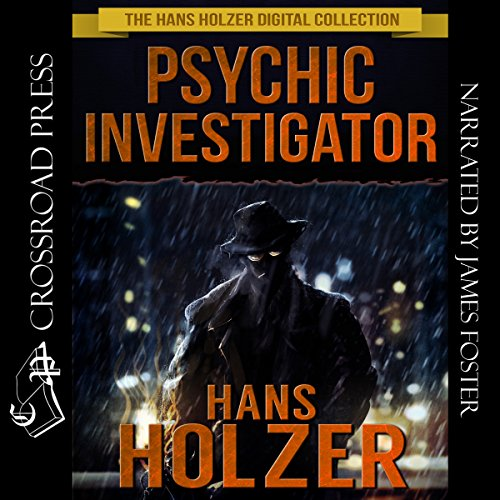 Psychic Investigator audiobook cover art
