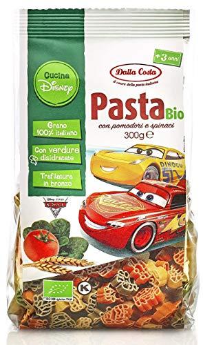 Cars Pasta Bio