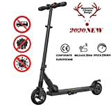 Wetour Elektroroller, klappbar, nur 7,8 kg, für Erwachsene bis 23 km/h, Reichweite 23 km E Scooter