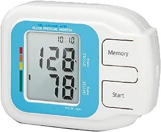 GYL Tensiómetro de Brazo Tensiómetro De Brazo - Home Care Tipo De Pulsera Automático De Presión Arterial Monitor Portátil Multifunción Impulso De Medida Exacta esfigmomanómetro