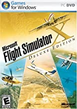 Microsoft Flight Simulator X Deluxe DVD - PC