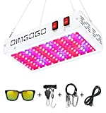 1000W Led Grow Light, 3x3ft Coverage Upgraded Daisy Chain Full Spectrum Grow Lamps for Greenhouse Hydroponic Indoor Plants Veg and Flower