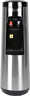 Magic Mountain's POU Water Pyramid Series, Stainless Steel Hot & Cold Bottleless Water Dispenser