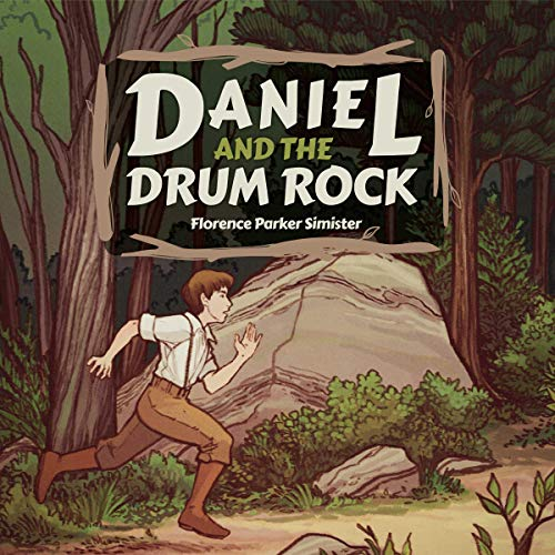 Daniel and the Drum Rock audiobook cover art